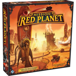 Mission: Red Planet (Second Edition, 2015) - настолна игра