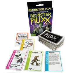 Monster Fluxx (2013) - игра с карти