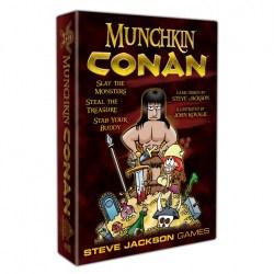 Munchkin Conan (2012) - настолна игра