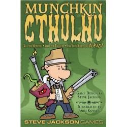Munchkin Cthulhu (2007) - настолна игра