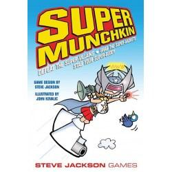 Munchkin: Super Munchkin (2005) - настолна игра