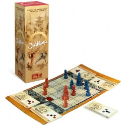 Onitama (2014) - настолна игра за двама