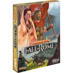 Pandemic: Fall of Rome (2018) - настолна игра
