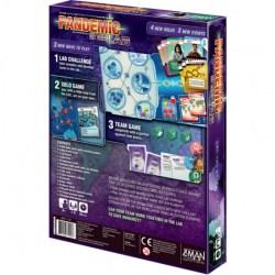Pandemic: In the Lab Expansion (2013) - разширение за настолна игра