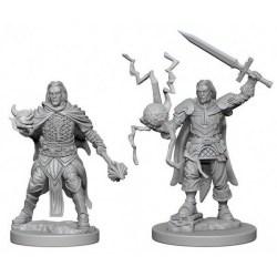 Pathfinder Battles Deep Cuts Unpainted Miniatures Wave 1: Human Male Clerics в D&D и други RPG / D&D Миниатюри