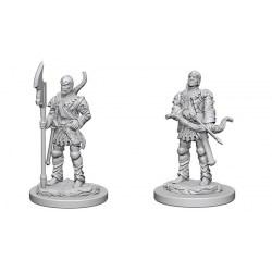 Pathfinder Battles: Deep Cuts Unpainted Miniatures Wave 4: Town Guards в D&D и други RPG / D&D Миниатюри