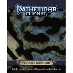 Pathfinder Flip-Mat: Flooded Dungeon - терени за игра за D&D и други ролеви игри в D&D и други RPG / D&D / Pathfinder терен