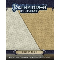 Pathfinder RPG: Flip-Mat - Bigger Basic - терени за игра за D&D и други ролеви игри в D&D и други RPG / D&D / Pathfinder терен