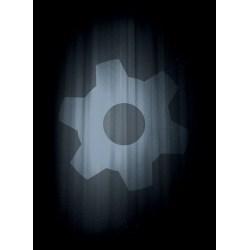 Протектори за карти Legion Matte Sleeves Super Iconic Gear Double Matte - Standard Magic Size за 63.5x88мм карти (50 броя плътни)