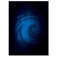 Протектори за карти Legion Matte Sleeves Super Iconic - Water - Standard Magic Size за 63.5x88мм карти (50 броя плътни)
