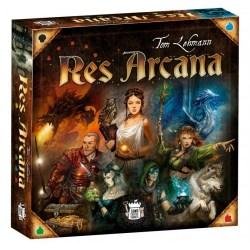 Res Arcana (2019) - настолна игра