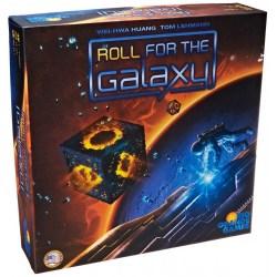 Roll for the Galaxy (2014) - настолна игра със зарове