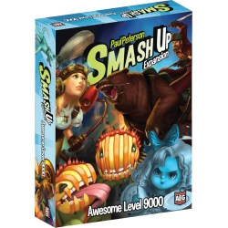 Smash Up: Awesome Level 9000 Expansion (2013)