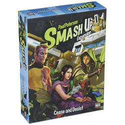 Smash Up: Cease and Desist (2016)