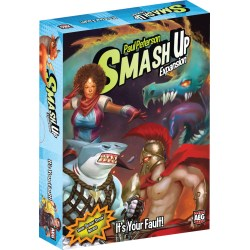 Smash Up: It's Your Fault! Expansion (2016)