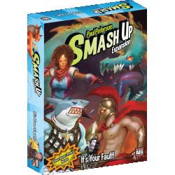 Smash Up: It's Your Fault! Expansion (2016)