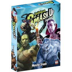 Smash Up: Monster Smash Expansion (2014)