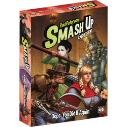 Smash Up: Oops, You Did It Again Expansion (2018)