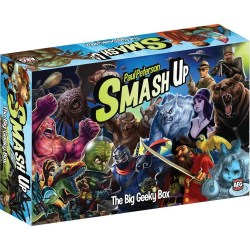 Smash Up: The Big Geeky Box (2014)