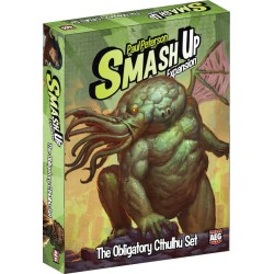 Smash Up: The Obligatory Cthulhu Set Expansion (2013)