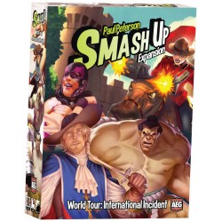 Smash Up: World Tour – International Incident Expansion (2019)