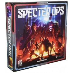 Specter Ops (2015) - настолна игра