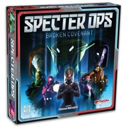 Specter Ops: Broken Covenant (2018) Board Game