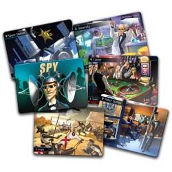 Spyfall (English edition, 2020) - парти настолна игра