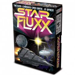 Star Fluxx (2011) Board Game