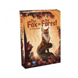 The Fox in the Forest (2017) Board Game