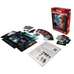 The Resistance 3rd Edition (2009) - настолна игра с карти