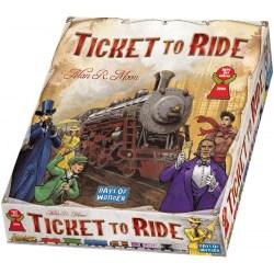 Ticket to Ride (USA) - фамилна настолна игра