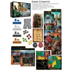 Tiny Epic Kingdoms (English second edition, 2015)  - настолна игра