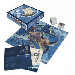 Tsuro of the Seas (2012)  - настолна игра