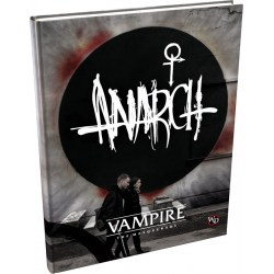 Vampire The Masquerade: 5th Edition Anarch Supplement Hardcover