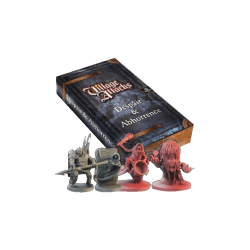 Village Attacks: Despair & Abhorrence Expansion (2018) Board Game