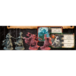Village Attacks: Doom & Suffering Expansion (2018) Board Game