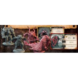 Village Attacks: Dread & Malice Expansion (2018) Board Game