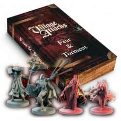 Village Attacks: Fear & Torment Expansion (2018) Board Game