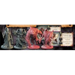 Village Attacks: Terror & Anguish Expansion (2018) Board Game