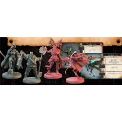 Village Attacks: Wrath & Ruin Expansion (2018) Board Game