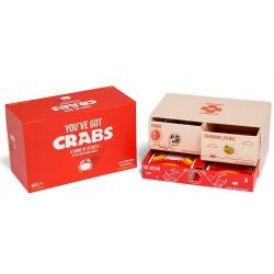 You've Got Crabs (2018) - парти настолна игра