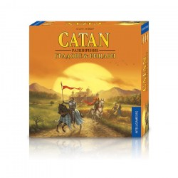"""Заселниците на Катан: """"Градове и Рицари"""" (Settlers of Catan: Cities and Knights, българско издание) - разширение за настолна игра Катан"""