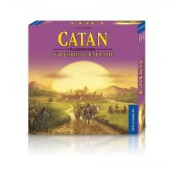 """Заселниците на Катан """"Търговци и варвари"""" (Settlers of Catan: Traders & Barbarians, българско издание) - разширение за настолна игра Катан"""