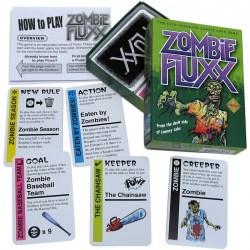 Zombie Fluxx (2007)  - игра с карти