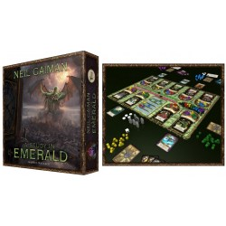 A Study in Emerald (2nd edition, 2015) Board Game