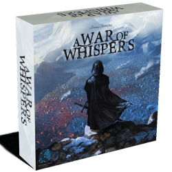 A War of Whispers 2nd Edition (2021) - настолна игра