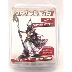 Aristeia Hexxar 'Nomad Witch' Alternative Model in Aristeia!