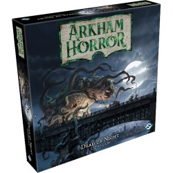 Arkham Horror: Third Edition - The Dead of Night Expansion (2019) - разширение за настолна игра