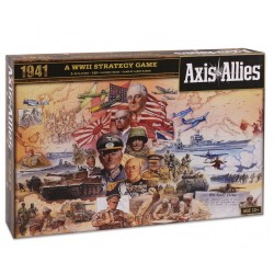 Axis & Allies 1941 Board Game